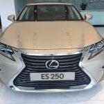 Lexus ES250 2017 nhập khẩu chính hãng tại Lexus Thăng Long