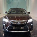 Lexus RX350 2017 nhập khẩu chính hãng tại Lexus Thăng Long