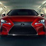 Lexus LC 500 Coupe 2017 nhập khẩu chính hãng tại Lexus Thăng Long