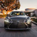 Lexus LS500 2018 nhập khẩu chính hãng tại Lexus Thăng Long