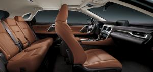 Lexus rx200t 2017 – thiết kế tinh tế hiện đại
