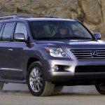 Những lý do nên mua một chiếc Lexus LX570 đời 2008