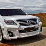 Khám phá lexus lx570 model 2015: Công nghệ vượt trội