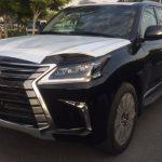 Xe lexus lx570 sport plus- giá cả phù hợp với túi tiền người Việt