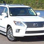 Bạn biết gì về lexus lx570 review 2015?