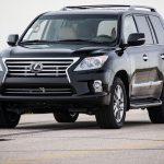 Lexus lx570 model 2014 – Mạnh mẽ nhưng không kém phần sang trọng
