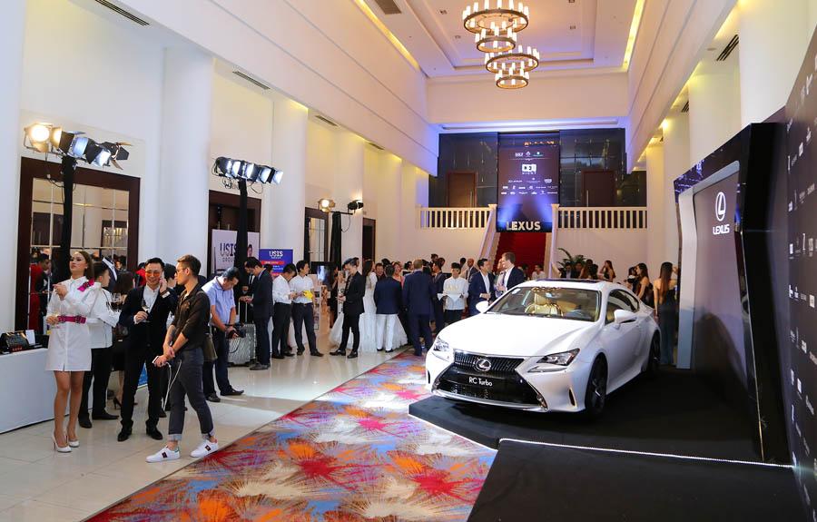 Đêm Tiệc Lexus 2017
