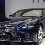 Nội ngoại thất Lexus LS500h và LS500 2018 lựa chọn theo chuyên gia