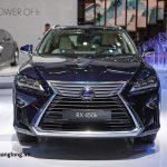 Lexus RX450h 2018 chính thức phân phối chính hãng, giá xe Lexus RX450h
