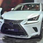 Giá xe Lexus NX300 2018, Chi tiết nội ngoại thất Lexus NX300 mới về Việt Nam