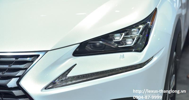 Lexus NX300 cụm đèn pha FullLed