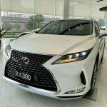 Lexus Rx300 model 2020 Nhập khẩu chính hãng tại Lexus Thăng Long