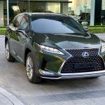 Lexus RX350 2021: Video, Thông số chi tiết, giá bán (01/2021)