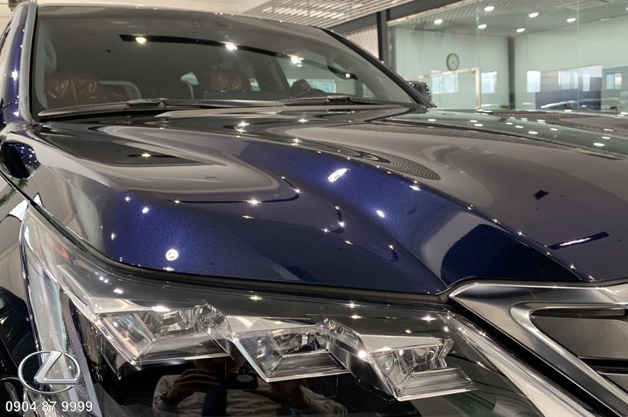 Đầu xe lexus lx570 2020