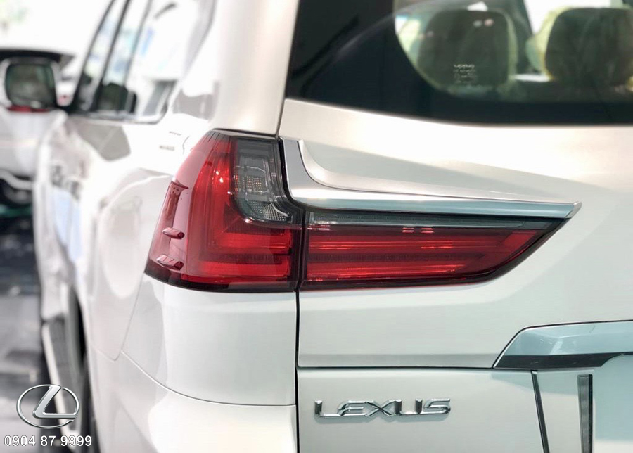 Đèn hậu lexus lx570 2020