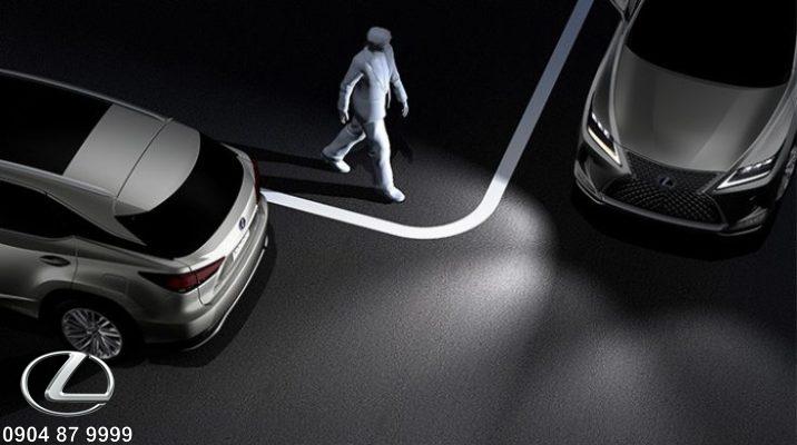 Đèn rẽ góc rộng LED tăng cường độ sáng khi vào cua, tăng độ an toàn