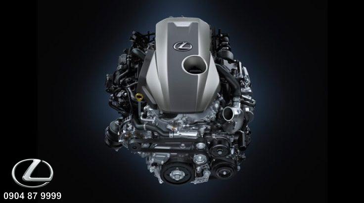 Động cơ Turbo I4 234 mã lực