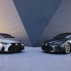 Lexus IS300 2021: Thông chi tiết, giá bán (10/2020)