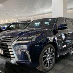 Lexus LX570 2021: Video, Thông số chi tiết, giá bán (03/2021)