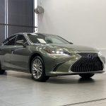 Lexus ES 300H 2021: Video, Thông chi tiết, giá bán (11/2020)