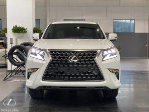 Đầu xe Lexus GX 460 2020 2021