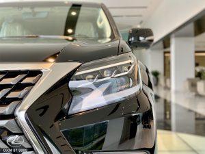 Đầu xe Lexus GX460 2020 2021