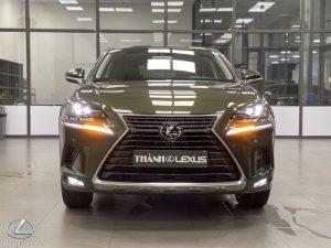 Đầu xe Lexus NX300 2020 2021