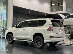 Đuôi xe Lexus GX 460 2020 2021