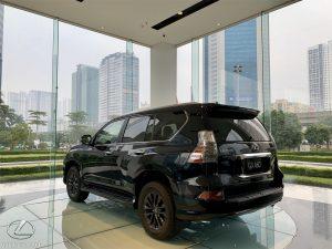 Đuôi xe Lexus GX460 2020 2021