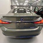 Đuôi xe Lexus ES 300H 2020 2021