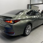 Đuôi xe Lexus ES300H 2020 2021