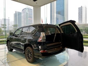 Khoang hành lí Lexus GX 460 2020 2021