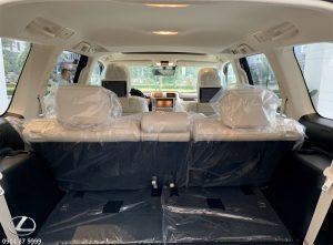Khoang hành lí Lexus GX460 2020 2021