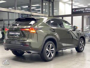 Ngoại thất Lexus NX 300 2020 2021