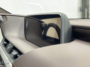 Nội thất Lexus ES 300H 2020 2021