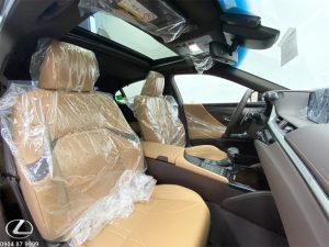 Nội thất Lexus ES300H 2020 2021