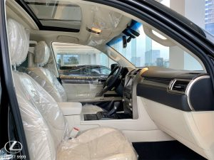 Nội thất Lexus GX460 2020 2021