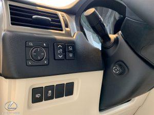 Nội thất xe Lexus GX460 2020 2021