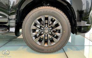 Thân xe Lexus GX 460 2020 2021