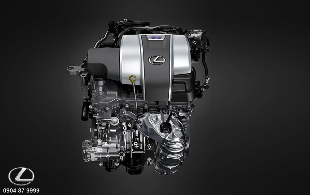 Động cơ xe Lexus RX450H 2020 - 2021