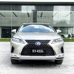 Ngoại thất xe Lexus RX 450H 2020 - 2021