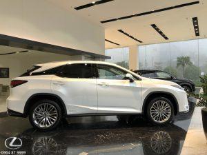 Ngoại thất xe Lexus RX 450H 2020 2021