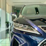 Ngoại thất xe Lexus RX 450H 2021