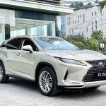 Lexus RX450H 2021: Video, Thông số chi tiết, giá bán (01/2021)