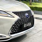 Ngoại thất xe Lexus RX450H 2020 - 2021