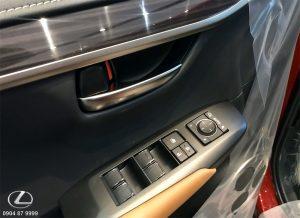 Nội thất xe Lexus NX 300 2020 2021