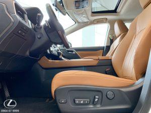 Nội thất xe Lexus RX 450H 2020 2021