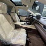 Nội thất xe Lexus RX450H 2020 2021