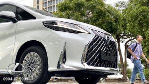 Lexus LM 350 2021