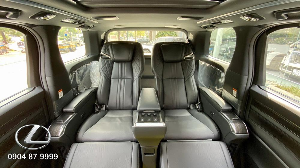Lexus LM 350 2021 2022